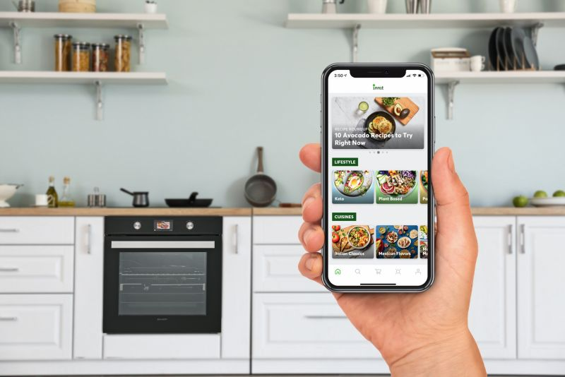 Kuchnia Przyszłości Według Marki Sharp Ifa 2019