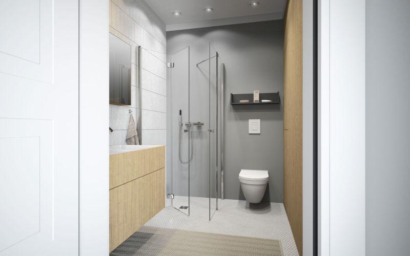 Kabina Prysznicowa Idealna Do Małej łazienki