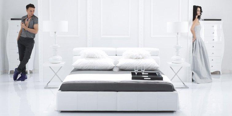Kler łóżko Milonga L060
